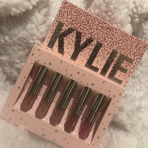 Kylies lip collection